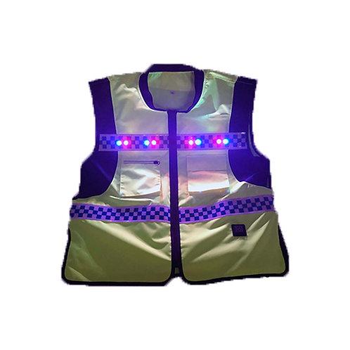 Police LED Vest