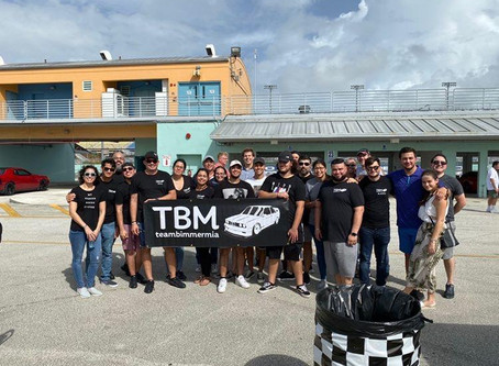 Give Back at the Track at Homestead Miami Speedway