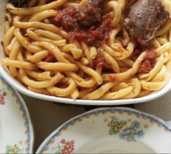 como hacer salsa casera estofado casero pastas caseras receta de salsa casera