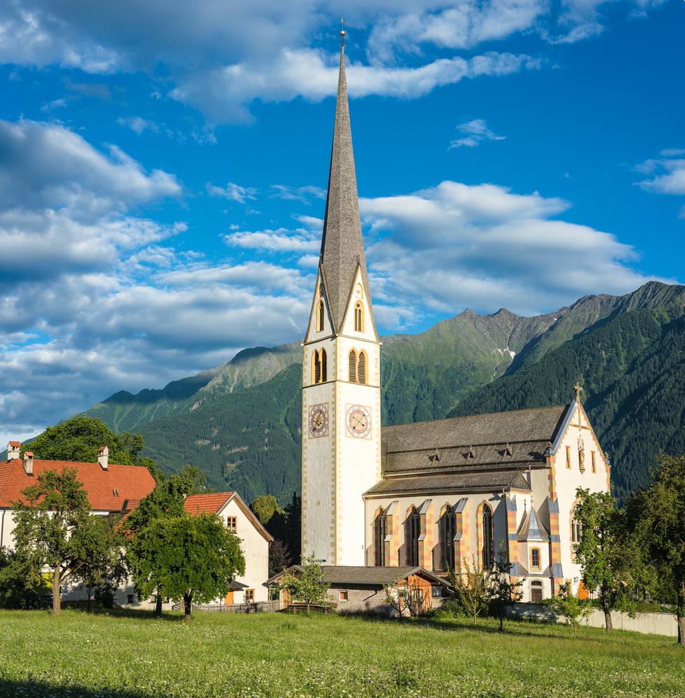 Sonnenplateau, Innsbruck Austria, Eu