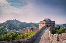 Jinshanling Great Wall of China, Hebei,