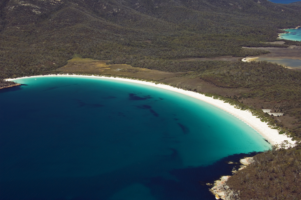 Freycinet National Park,Tasmania.