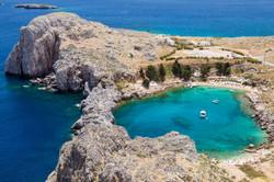 St-Pauls-Bay-Lindos-Rhodes-Greece