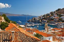 Hydra, Saronic Islands, Greece.