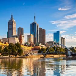 Southbank, Melbourne,Victoria, Australia
