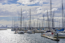 Marina, Melbourne, Australia