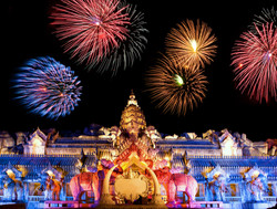 Fanta Sea, Palace of the elephants, Phuk