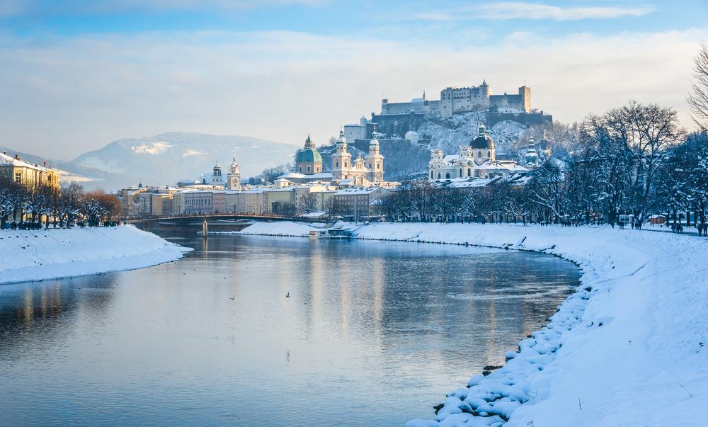 Salzburg, Austria, Europe.