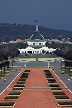 Canberra, Australia.