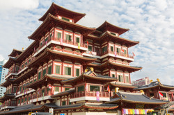 The Buddha Tooth Relic Temple Chinato, S