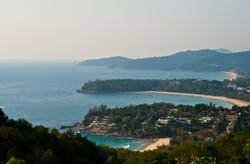 Kata and Karon beaches, Phuket, Thailand