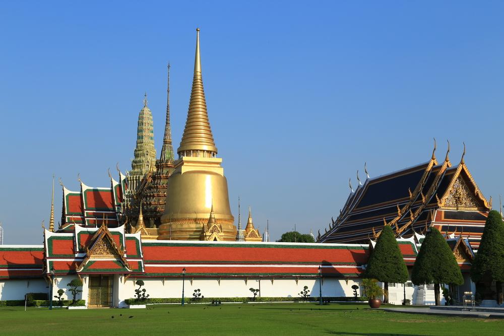 Grand palace ,Bangkok,Thai