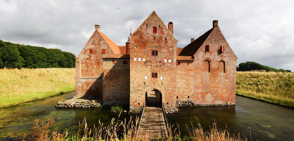 Spottrup Castle, Denmark.
