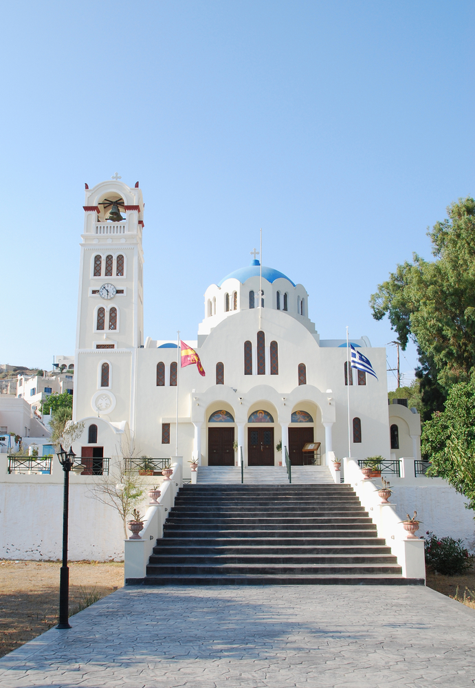 Iconic Travel - Orthodox church in Empor