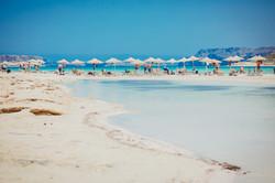 Stunning Beaches, Crete, Greece.