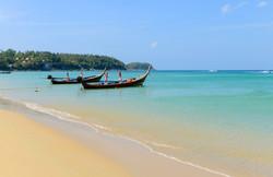 Karon beach Phuket, Thailand.