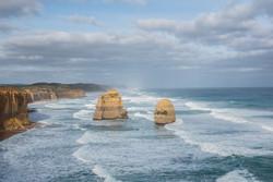 Twelve Apostles at the Great Ocean Road