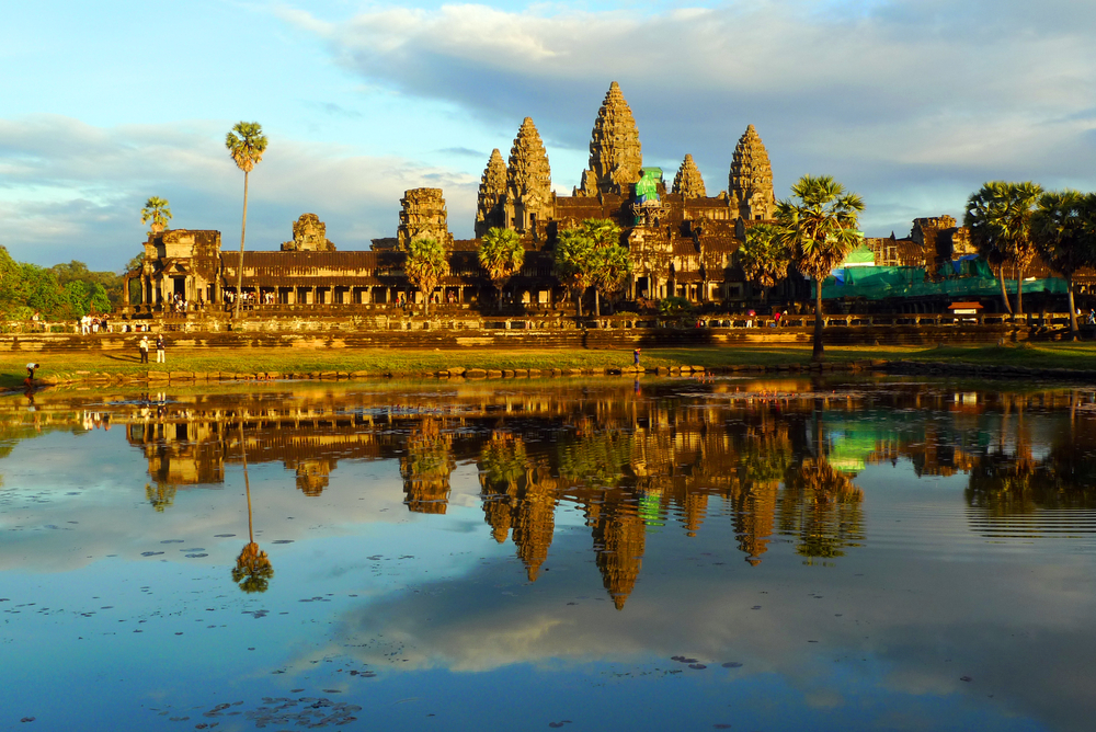 Iconic Travel Angkor Wat Siem Reap Cambo