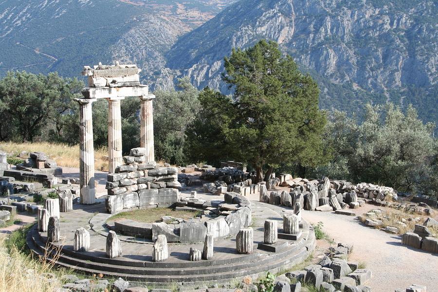 Delphi, Greece_