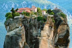 Meteora Monasteries Northern Greece