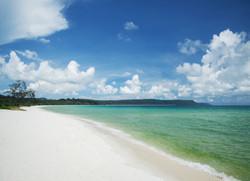 koh rong tropical island near sihanoukvi