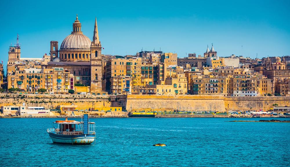 Valletta Malta Europe.
