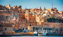 Iconic Travel - view on Valletta from Th