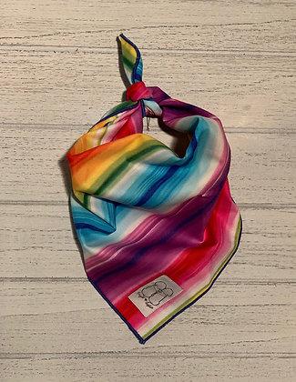 Over the Rainbow Cotton Bandana