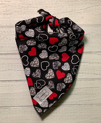 Valentine Cotton Bandana