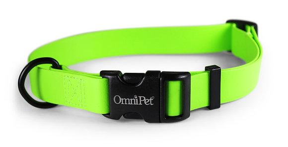 Water Proof Collar Green