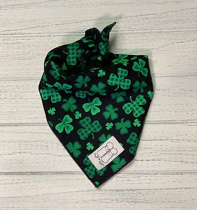 Cotton Luck of the Irish Bandana