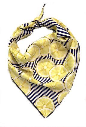 When Life Gives You Lemons Cotton Bandana