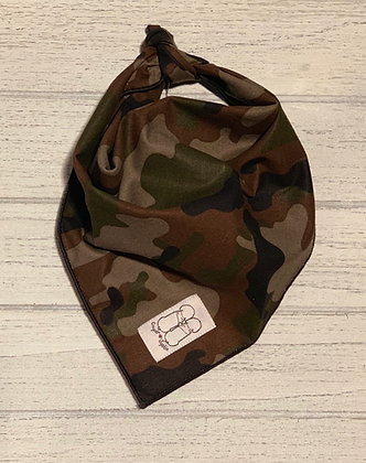 Camo Cotton Bandana