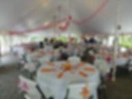 Purple Orange Wedding Tent.JPG