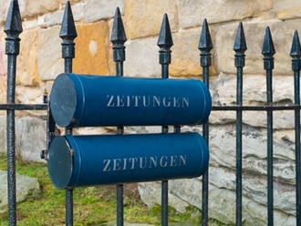Macht Zeitungswerbung – so lange Ihr noch könnt…