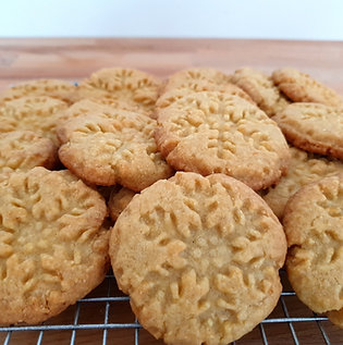 Lemon & Almond Biscuits (Box of 10)