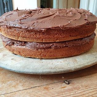 Scandinavian Spiced Cake