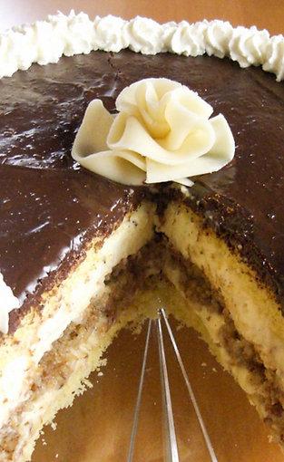 Danish Othello Cake
