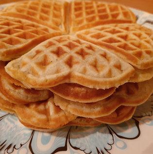 Scandinavian Waffles (box of 10)