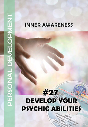 #27 DEVELOPING PSYCHIC ABILITIES