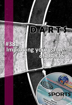 #381- IMPROVING YOUR SKILLS AT DARTS