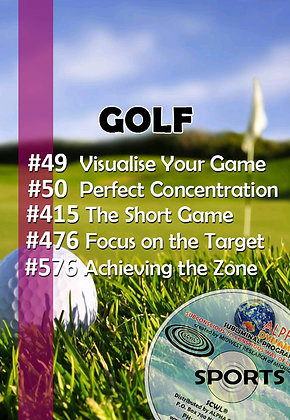 IMPROVING YOUR GOLF GAME: #49~#50~#415~#476~#576