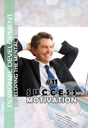 #11 – Success Motivation