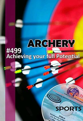 #499- ARCHERY