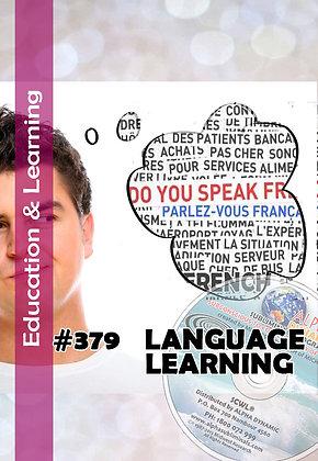 #379 LANGUAGE LEARNING