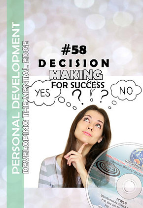 #58 DECISION MAKING