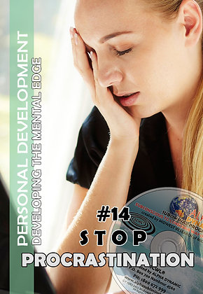 #14 – Stop Procrastination