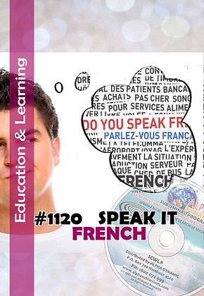 #1119 LEARNING TO SPEAK FRENCH