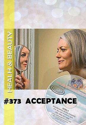#373 ACCEPTANCE PROGRAM
