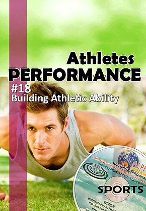 #18- ATHLETES PERFORMANCE